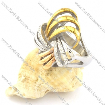 Stainless Steel Plating Ring -r000629