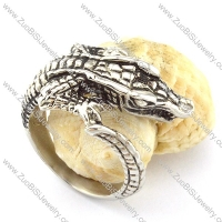 Stainless Steel cayman Rings -r000645