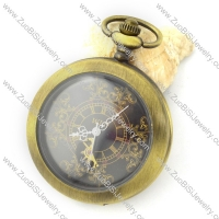 Antique Mechanical Pocket Watch with chain -pw000380