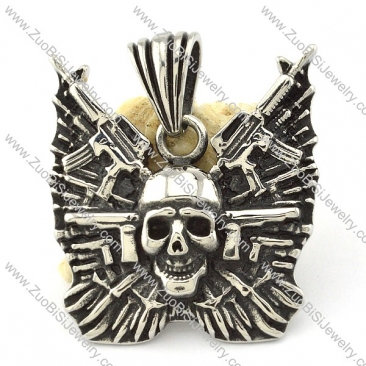 The Expendables Stainless Steel Enjoyable Pendant -p001002