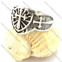special 316L Rings with big sizes for 2013 collection -r000866