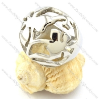 Good Craft Casting Ring in Stainless Steel -r000949