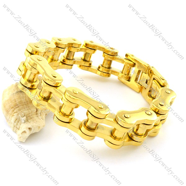 68b84d8141 Mens Motorcycle Chain Link Bracelet For Wholesale Collection (Hot ...