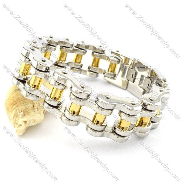 Mens Motorcycle Chain Link Bracelet For Whole Collection Hot Jewelry Zuobisi