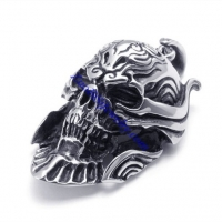 Large Mens Stainless Steel Pendants like GARO -JP350186