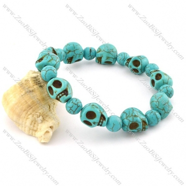 fashion bracelets from handmade jewelry made with great stone -b001466