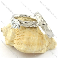 Nice 316L wedding rings -r001103