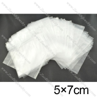 100pcs Jewelry Zip-lock bags pa0019