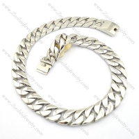 700mm long heavy weight neccklace for mens n000709