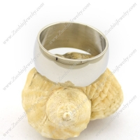 Thumb Rings with Shiny Smooth Face r002642