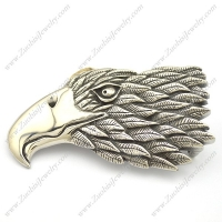 Eagle Belt Buckle with Large Size and Heavy Weight bu000028