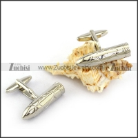 Warhead Cufflinks in Cooper c000026
