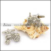 Classical Cooper Wecker Cufflinks c000029