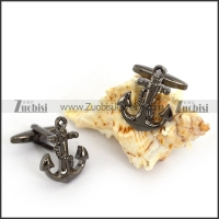 Cooper Anchor Cufflinks c000052