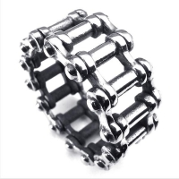 Retro Stainless Steel Bicycle Chain Ring JR450001