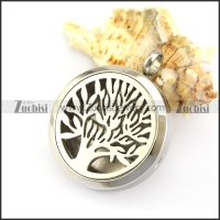 Hollow Tree Pendant p005728