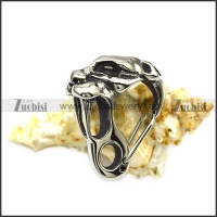 Tiger Clasp in Stainless Steel a000932