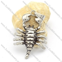 Stainless Steel Pendant - p000188