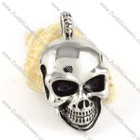 Stainless Steel Skull Pendants -p000337
