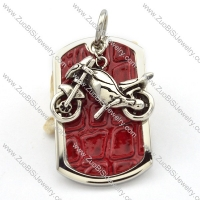 Stainless Steel motorcycles Pendants -p000462