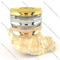 Stainless Steel ring - r000120