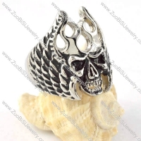 Devil Ring in Stainless Steel - r000297