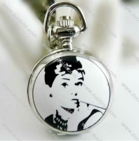 Audrey Hepburn Pocket Watch -PW000196