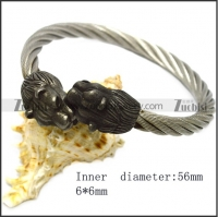 Stainless Steel Bangles b008667