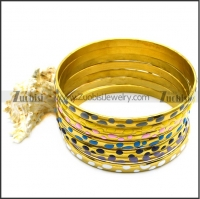 Stainless Steel Bangles b008724