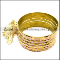 Stainless Steel Bangles b008725