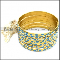 Stainless Steel Bangles b008726