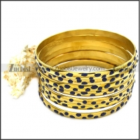 Stainless Steel Bangles b008727