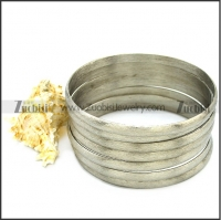 Stainless Steel Bangles b008736