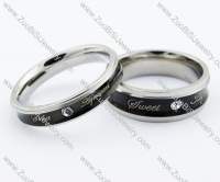 Stainless Steel Ring - JR050038
