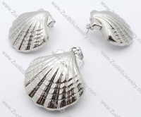 Stainless Steel Jewelry Set -JS050004