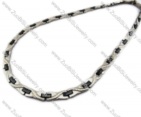 Stainless Steel Necklace -JN130019
