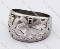 Stainless Steel ring - JR280006