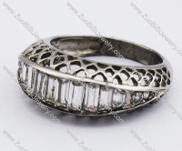 Stainless Steel ring - JR280007
