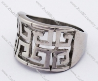 Stainless Steel ring - JR280008