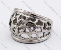 Stainless Steel ring - JR280025