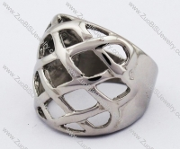 Stainless Steel ring - JR280054