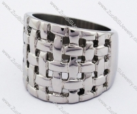 Stainless Steel ring - JR280057