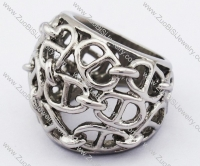 Stainless Steel ring - JR280059