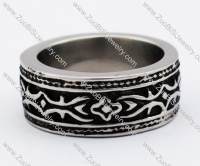 Stainless Steel ring - JR280112