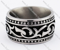 Stainless Steel ring - JR280132