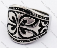 Stainless Steel ring - JR280171