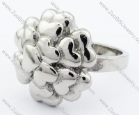 Stainless Steel Ring -JR330014