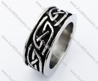 Stainless Steel Ring -JR330042