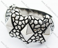 Stainless Steel Ring - JR370042