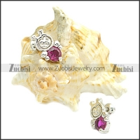 Stainless Steel Earring e002077